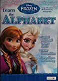 Disney Frozen Learn the Alphabet Workbook