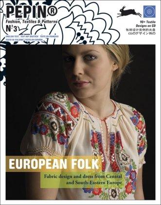 European Folk (Pepin Fashion, Textiles & Patterns)