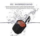 Saicoo® Outdoor Bluetooth Speaker with IPX7 Waterproof and Swimming Pool Floating Speaker