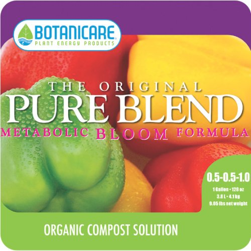 Botanicare Pure Blend Bloom - Quart at Sears.com