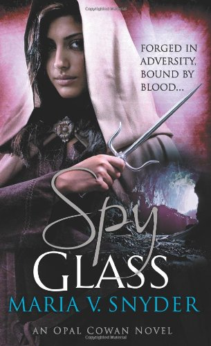 Spy Glass (Glass, #3)