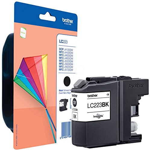Brother LC-223BK Cartuccia Inkjet, Nero