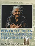img - for Portrait of an Italian-American Neighborhood: The North End of Boston by Anthony V. Riccio (1998-02-04) book / textbook / text book