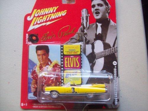 Johnny Lightning classic Rock Elvis Presley 1959 Cadillac Eldorado - 1