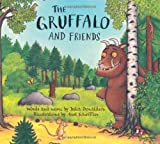 Julia Donaldson The Gruffalo and Friends CD Box Set: The Gruffalo / The Smartest Giant / A Squash and a Squeeze / Room on the Broom / The Snail and the Whale / Monkey Puzzle by Donaldson, Julia on 21/10/2005 unknown edition