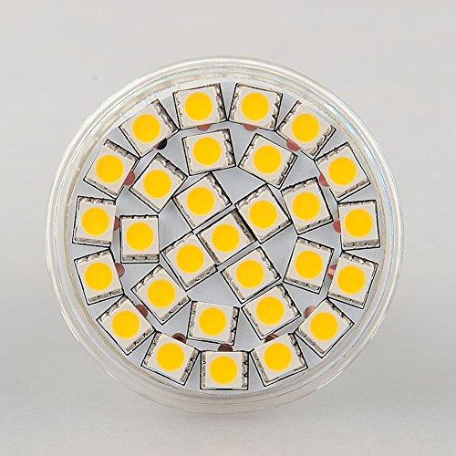 Lsd (Pack Of 10) E14 Socket 5W 29 Led 5050 Smd Globe Light Bulb Lamp Spotlight Warm White Home House Office Store Exhibition Shop Ac 220V