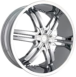 Veloche Victory 985 Chrome Wheel (22×9.5″)