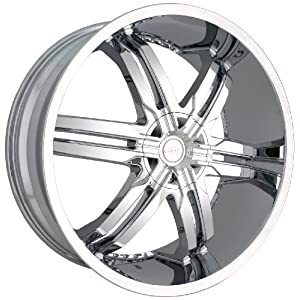 Veloche Victory 985 Chrome Wheel (24x9.5