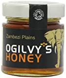 Ogilvys Zambezi Plains Organic Honey 240 g (Pack of 2)