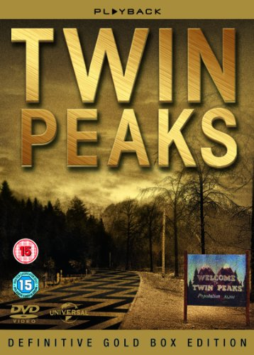 Twin Peaks - Definitive Gold Box Edition (Slimline Packaging) [DVD]