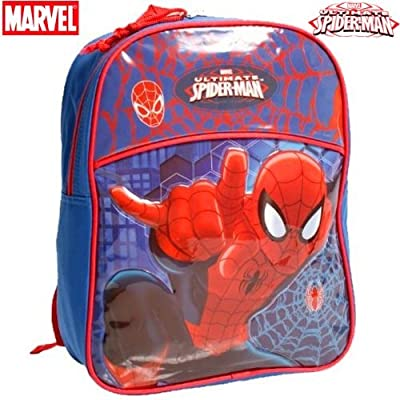 Marvel® Ultimate Spider-Man Spiderman Official Kids Children School Travel Rucksack Backpack Bag by Marvel®