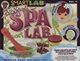 All Natural Spa Lab (toy and book)