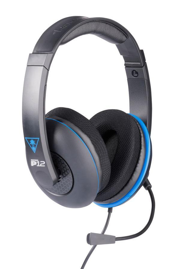 P Turtle Beach Ear Force P12