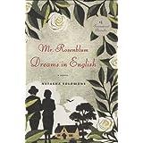 Mr. Rosenblum Dreams in English: A Novel ~ Natasha Solomons
