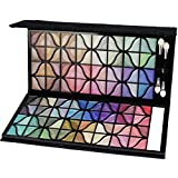 Joly 128 Colours 3d Makeup Eyeshadow Palette Professional Cosmetic Set