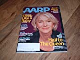 AARP magazine, March/April 2007 issue-Helen Mirren-The Queen.