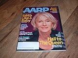 AARP magazine, March/April 2007 issue-Helen Mirren-The Queen.