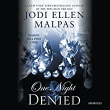 One Night: Denied (       UNABRIDGED) by Jodi Ellen Malpas Narrated by Edita Brychta