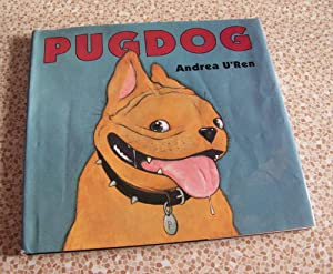Pugdog book cover
