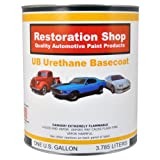 Restoration Shop BOSS 302 YELLOW Urethane Basecoat 1-GALLON KIT