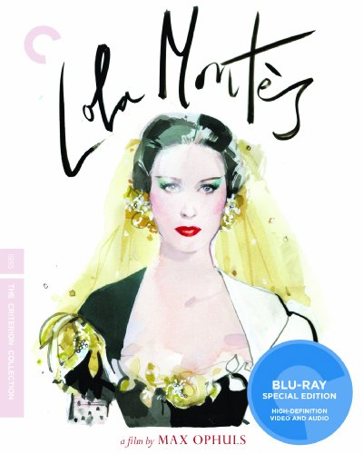Cover art for  Lola Montes (The Criterion Collection) [Blu-ray]