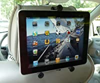Gripdaddy v2HDR iPad Headrest Mount by Powell Designs LLC