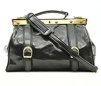 Alberto Bellucci -Tavoli - Italian Handmade Leather Doctor's Bag, Made In Italy from Alberto Bellucci