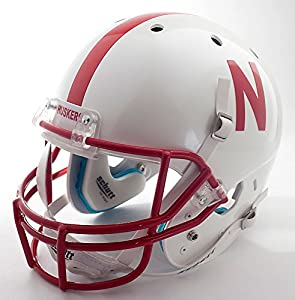 Buy NEBRASKA CORNHUSKERS Football Helmet DECALS by ON-FIELD