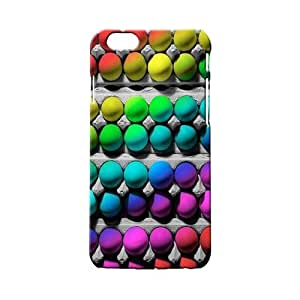 BLUEDIO Designer 3D Printed Back case cover for Apple Iphone 6 Plus / 6S plus - G2331