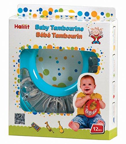 Halilit - Pandereta para bebés (MPB608)