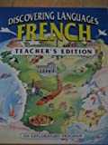 Discovering languages: French (An exploratory program)