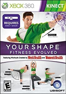 Your Shape Fitness Evolved - Xbox 360 from UBI Soft