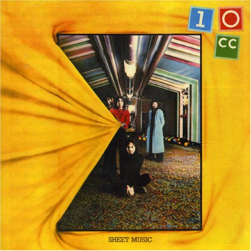 10cc - Sheet Music (Reissue) - Zortam Music