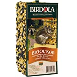 Birdola 54332 Big Ol Kob Squirrel Food