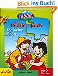 Heidi - Mein Puzzlebuch, Die kleine Z...