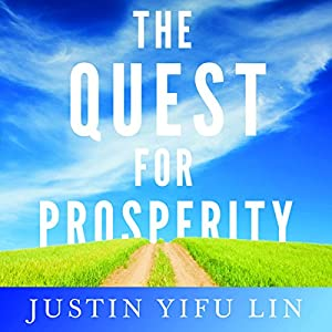 The Quest for Prosperity Audiobook