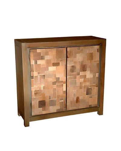 Jeffan Moza 2-Door TV Stand