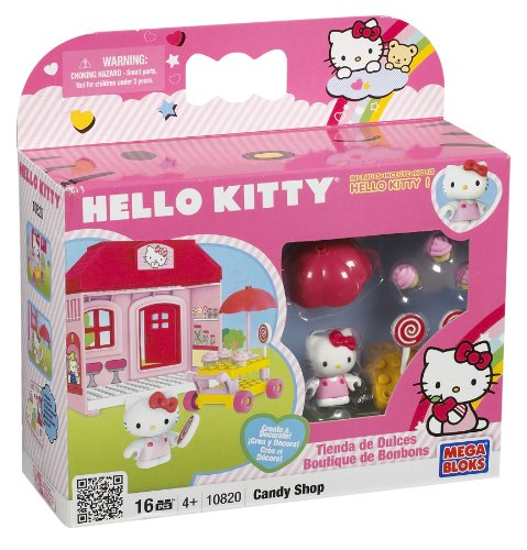 Mega Bloks Hello Kitty Candy Shop - 1