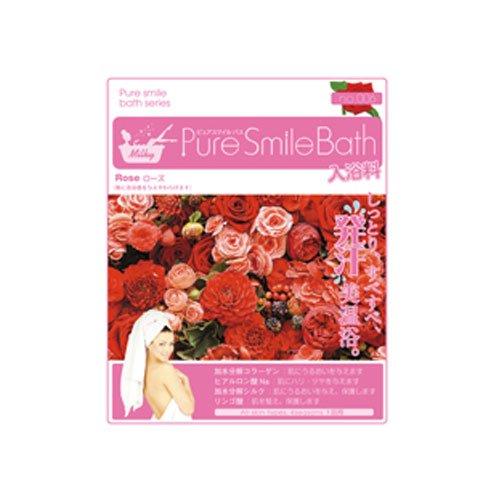 Pure Smile Bath ローズ24枚セット