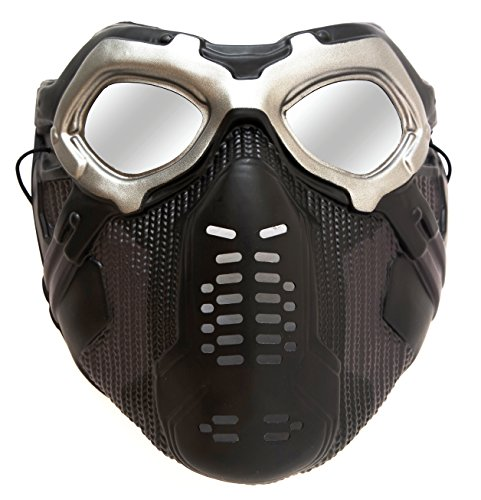 Winter Soldier Kids Mask With Lens