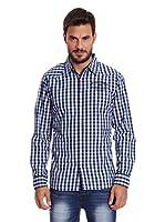 Paul Stragas Camisa Hombre Steeven (Azul)
