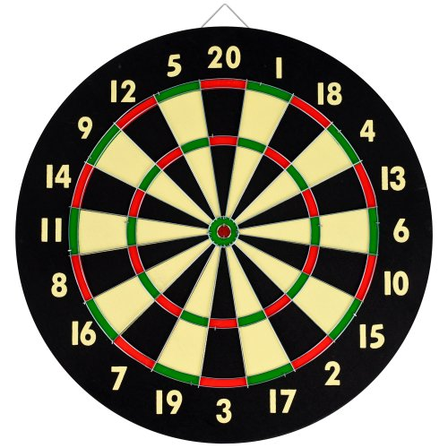 Cheapest Prices! TG Dart Game Set With 6 Darts and Board Dart Board