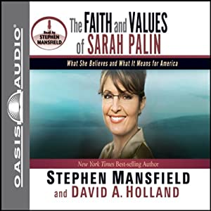 The Faith and Values of Sarah Palin Audiobook