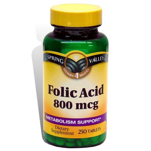Where can i get folic acid