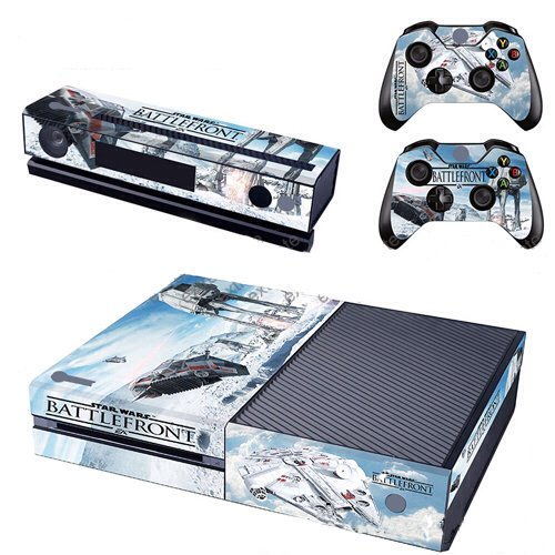 STAR-WARS-BATTLEFRONT-MILLENIUM-FALCON-SKIN-STICKER-XBOX-ONE