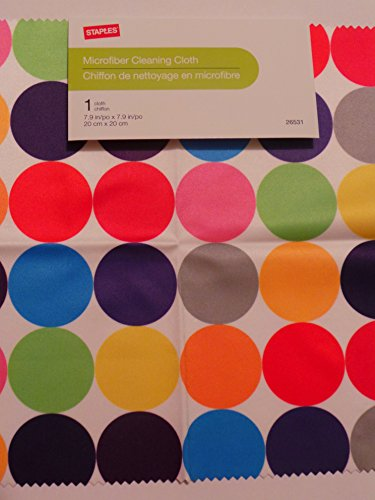 staples-microfiber-cleaning-cloth-79in-x-79in-compact-size-circles