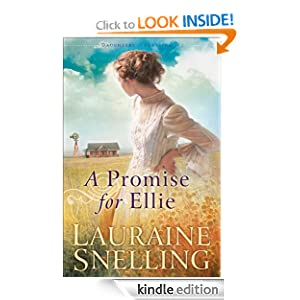 Promise for Ellie, A (Daughters of Blessing Book #1)