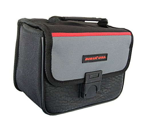 Handlebar front Bag with draw cord and clip,