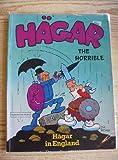 HAGAR IN ENGLAND (0416050506) by DIK BROWNE