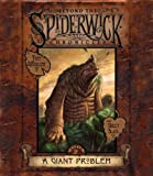 img - for A Giant Problem (Beyond the Spiderwick Chronicles) book / textbook / text book